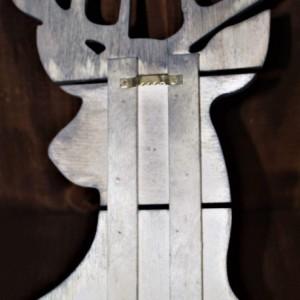 Deer bottle opener