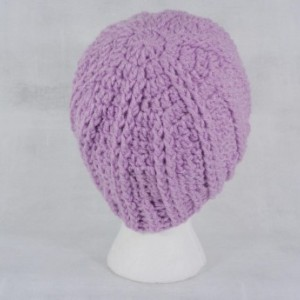 Purple beanie - winter beanie - beanie hat - skull cap - stocking stuffer - Christmas gift - gift under 25 - holiday gift - women beanie