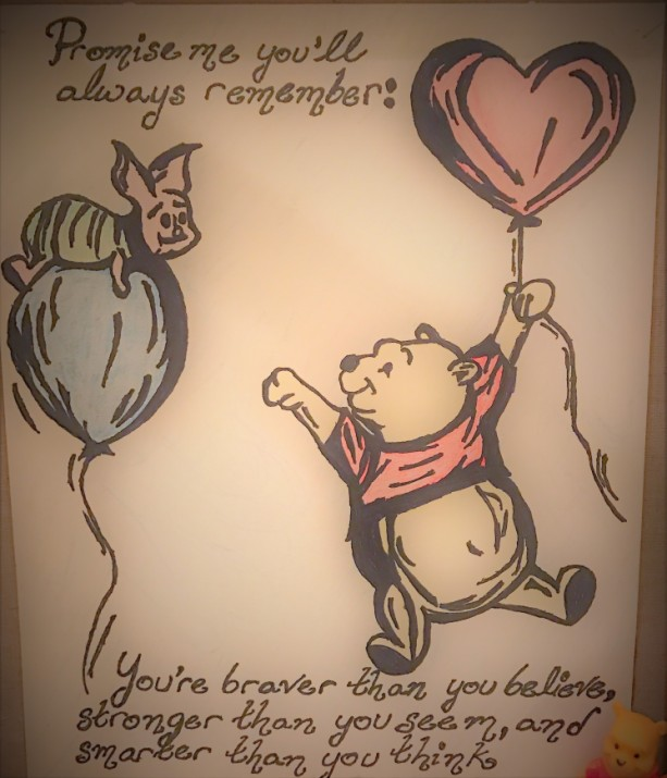 Winnie The Pooh Quote Picture Aftcra