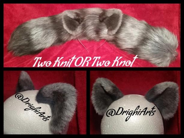 Raccoon Animal Costume Set!