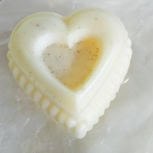 Organic Lotion Bar - Vanilla