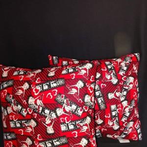 Betty Boo Pillows