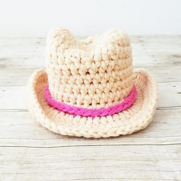 Crochet Baby Cowboy Hat And Boots Set Aftcra