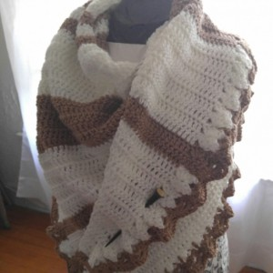 Fall/Winter Shawl Wrap