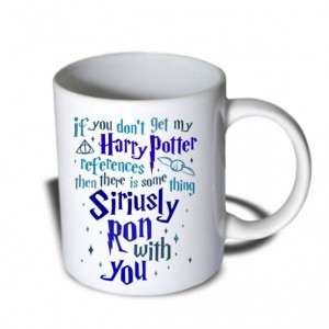 If you don't get my harry potter references Harry Potter Mug 11 oz Ceramic Mug Coffee Mug