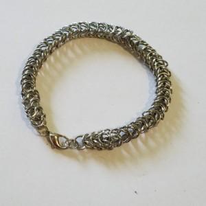 Queen's Chain (Box Chain) Bracelet