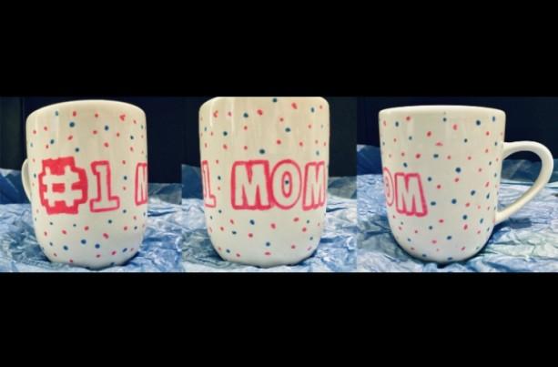 #1 Mom Mug - Customizable