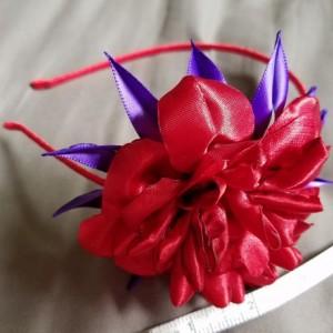 Fantasy Dahlia Headband