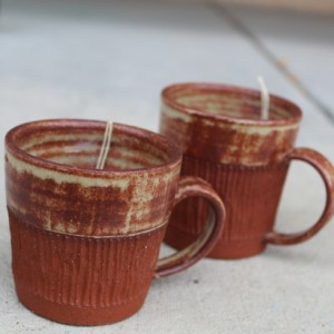 Set of Ceramic Teacups