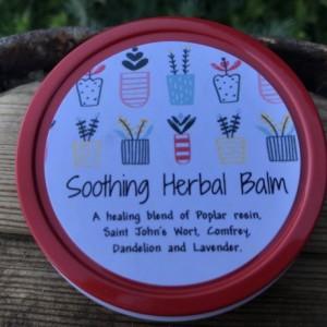 Soothing Herbal Balm 2 oz