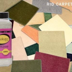 SMELLEZE Natural Carpet Odor Removal Deodorizer: 2 lb. Powder Removes Stench Fast