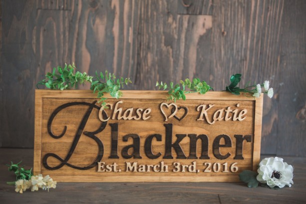 Beach Wedding Sign, Gift for the Couple, Custom Wooden Sign, Shabby Chic Wedding, Budget Wedding, Wood Kitchen Décor, Handmade Wood Sign