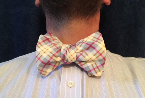 Purple bow tie, polka dot bow ties, yellow bow ties, reversible bow ties, magnet tie, wedding ties, groomsmen ties, plaid bow ties for men