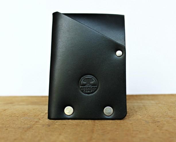 Hammer Riveted Half Wallet