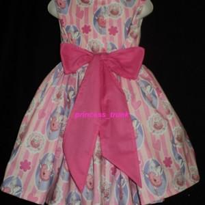 NEW Handmade Raggedy Ann/Andy Green Dress Custom Size 12M-14Yrs
