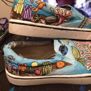 Ocean Life Shoes