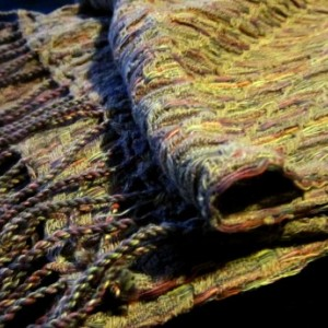 Hemp basket weaved Scarf