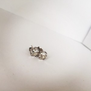 Genuine swarovski element jewelry set, bridal jewelry set, silver jewelry,