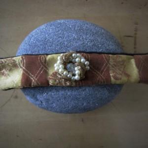 Handmade Upcycled Renaissance Bracelet