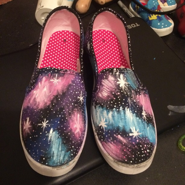 Nebula Shoes