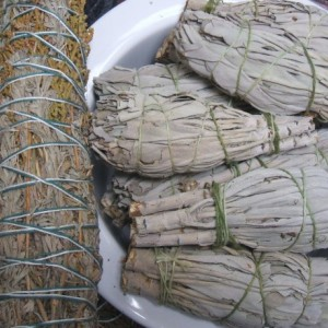 Large Sage Cleansing Bundle 5 - 6 inches