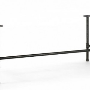 "Black Pipe Complete Table Frame ""DIY"" Parts Kit for Sofa Table 66"" Long X 30"" Tall X 10"" Wide,We can Customize Any Frame to fit Your Needs"