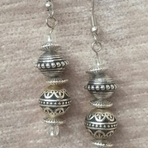 HiHo Silver Earrings