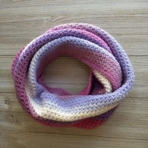 Scarf. Scarves. Crochet scarf yellow  vibrant colors. Blue scarf. Modern Crochet. Crochet. Fashion. Handmade. Infinite scarf. Circular scarf