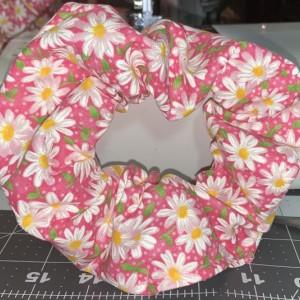 2 Handmade Hair scrunchies (14 options)