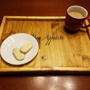 Bon Appetite Serving Tray