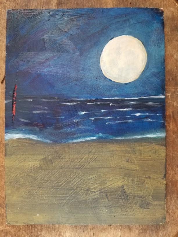 Playa de la Luna