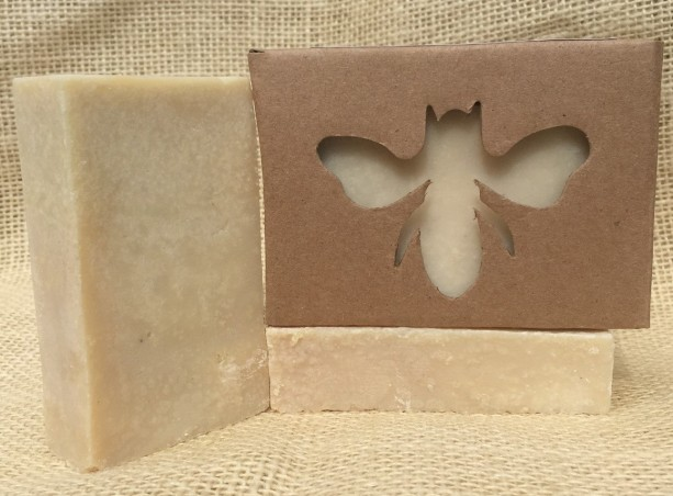 "Soap ""Ginger Patchouli""  Smell like a CLEAN hippie!-2 pack!"