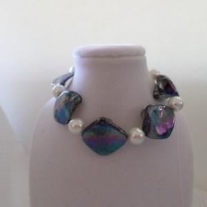 Handmade Shell  Bracelet