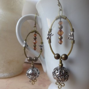 Fly, Fly, Dragonfly Earrings