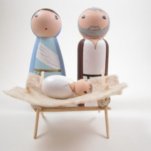 Nativity Set (Holy Family)
