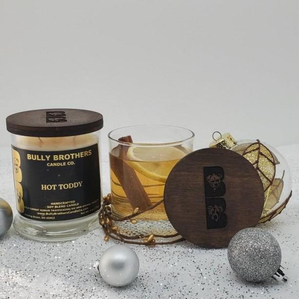Hot Toddy - Candle 9 oz jar