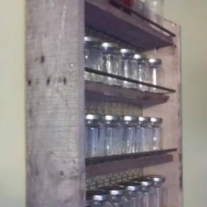 Spice Rack (Frontier Industrial)