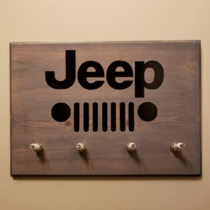 Jeep Spark Plug Sign