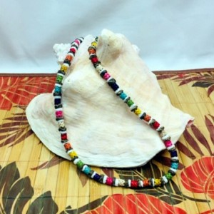 Island Pride - Necklace