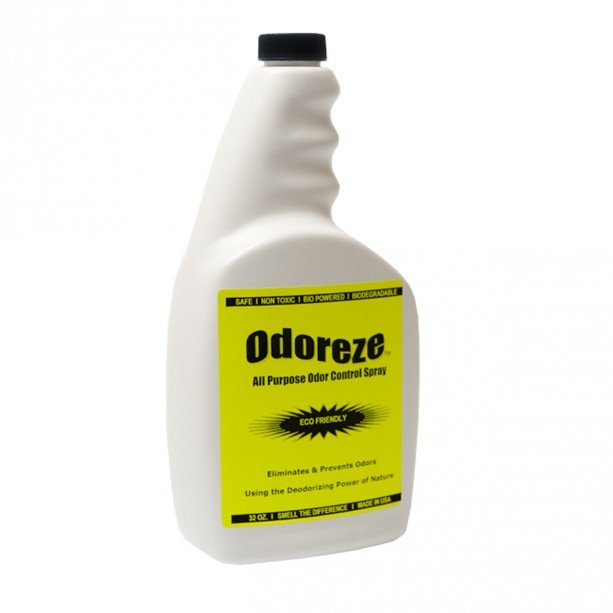 ODOREZE Natural House Odor Eliminator & Cleaner: 32 oz. Concentrate Makes 128 Gallons