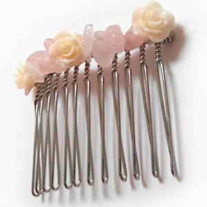 Rosy Side Comb