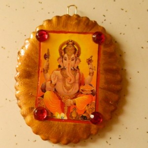 Ganesha Picture SM – Hindu Deity Lord of Beginnings
