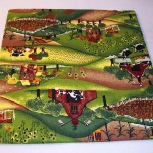 Farm Animals Microwave Bake Potato Bag,Home and Living,Gifts,Kitchen,Dining,Bake Potato,Serving