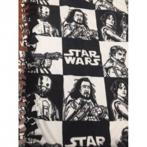 Star Wars Rogue One fleece blanket