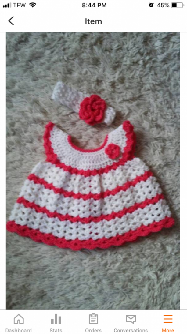 Coral 0-3 months Angel Wing Pinafore, Baby Girl Shower Gift, Baby Shower Gift, Baby Sundress, Baby Girl Gift, Summer Baby Dress