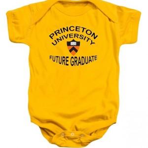 Princeton University Future Graduate Baby One Piece