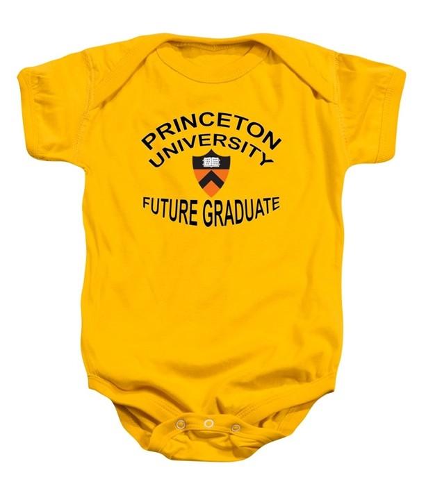 Princeton University Future Graduate Baby Onesie