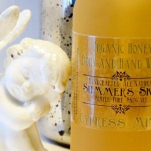Summer's Skin Honey Based Body Wash 8 oz