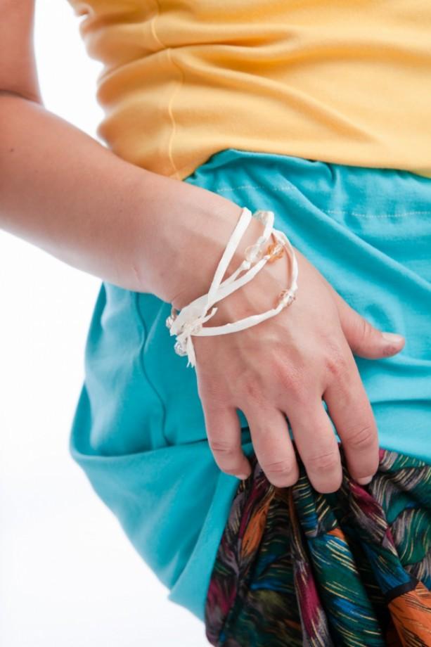 Eternal Paper Wrap Bracelet