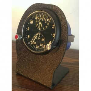 Aircraft clock stand,su mig clock-CLOCK STAND,military clocks